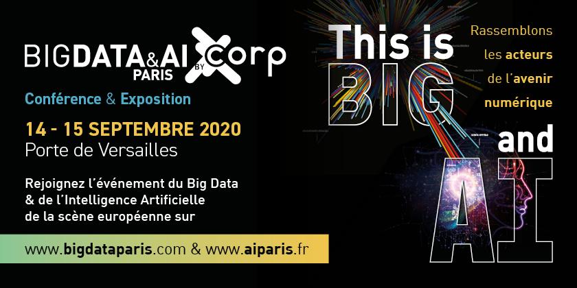Salon Big Data et AI Paris 2020