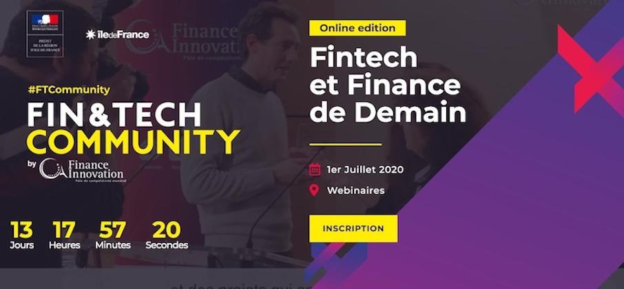 Fin&Tech Community - Fintech et Finance de demain