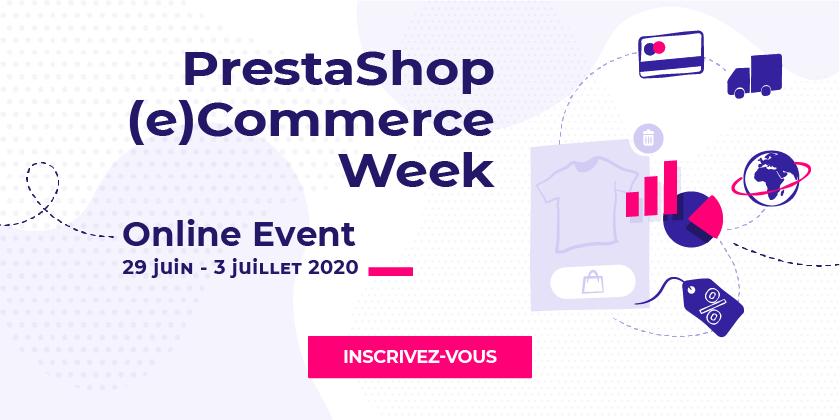 PrestaShop (e)Commerce Week