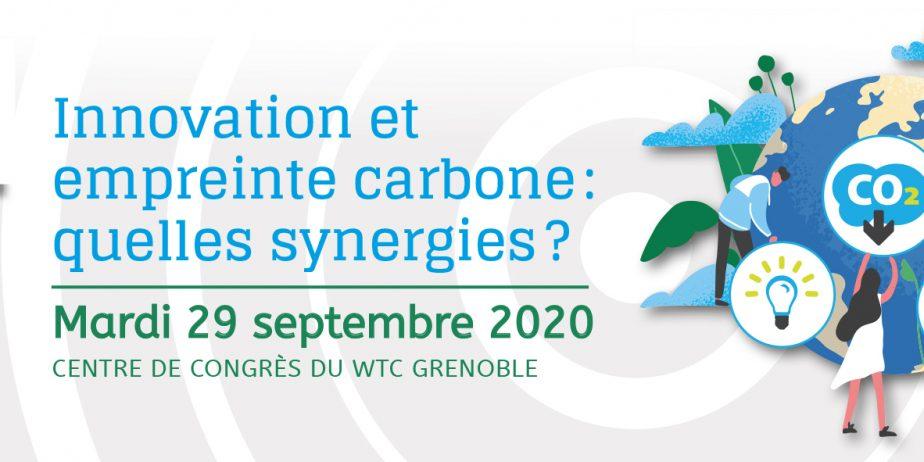 Forum 5i 2020 - Innovation et empreinte carbone : quelles synergies ?