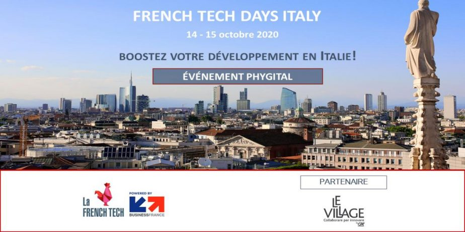 French Tech Days Italy