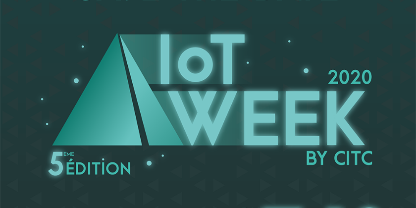 IoT Week 2020 by CITC