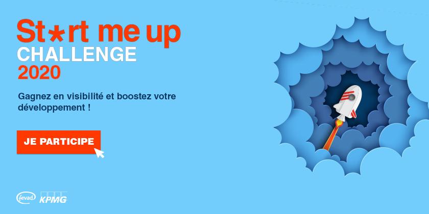 Challenge « Start me Up ! » KPMG & Fevad