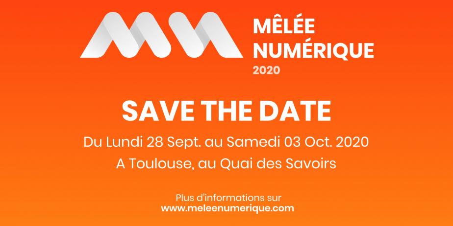 Mêlée Numérique : Festival du numérique et de l'innovation en Occitanie