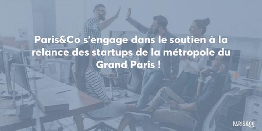 Programme Renfort startups face à la crise