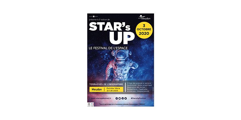 STAR 's UP, festival de l'espace, science et innovation