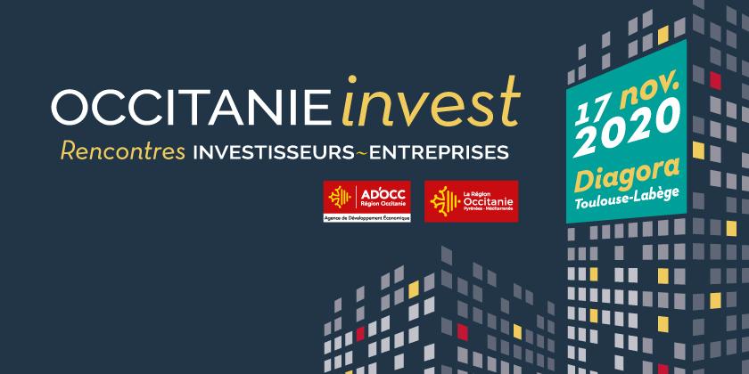 Occitanie Invest : Rencontres Investisseurs - Entreprises