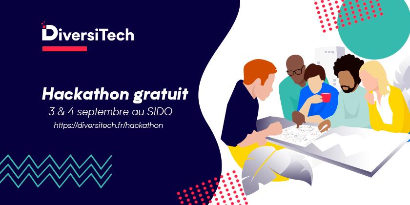 Hackathon DiversiTech : imagine et crée un objet connecté en deux jours !