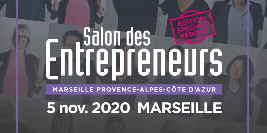 Salon des Entrepreneurs Marseille Provence-Alpes-Côte d'Azur