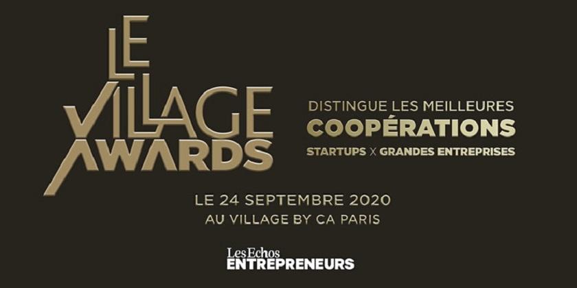 Cérémonie des Village Awards 2020