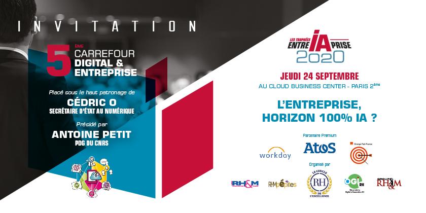 Carrefour Digital & Entreprise 2020
