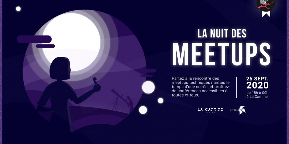 La Nuit des Meetups