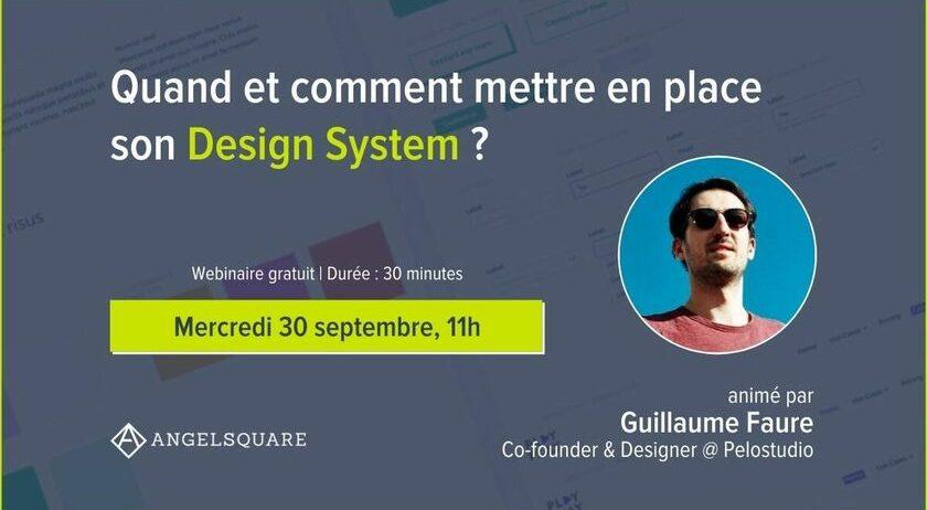 Quand et comment mettre en place son Design System ?