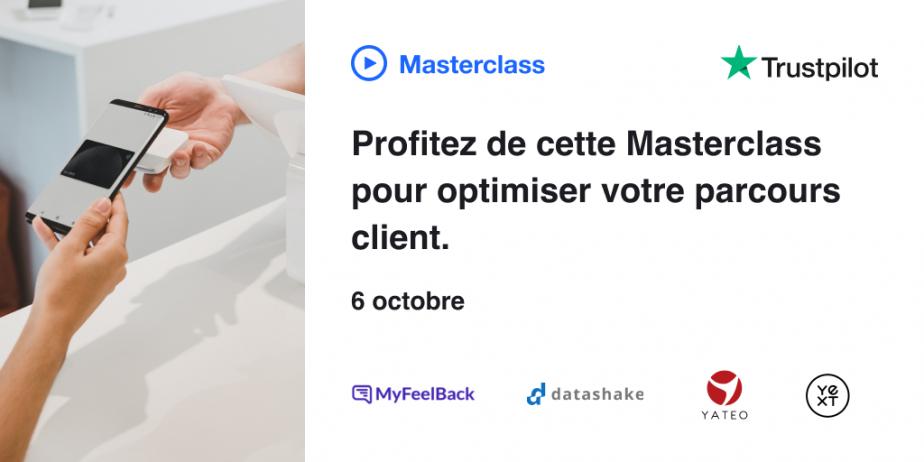 Masterclass Retail : Accélérer votre Digitalisation