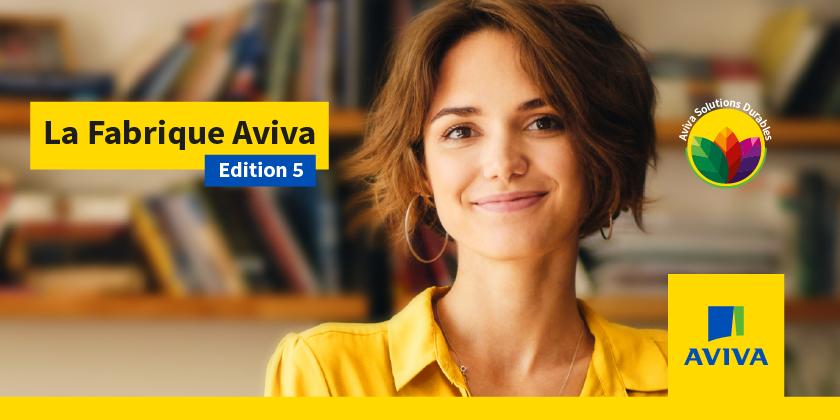 La Fabrique Aviva lance son nouvel appel à projet