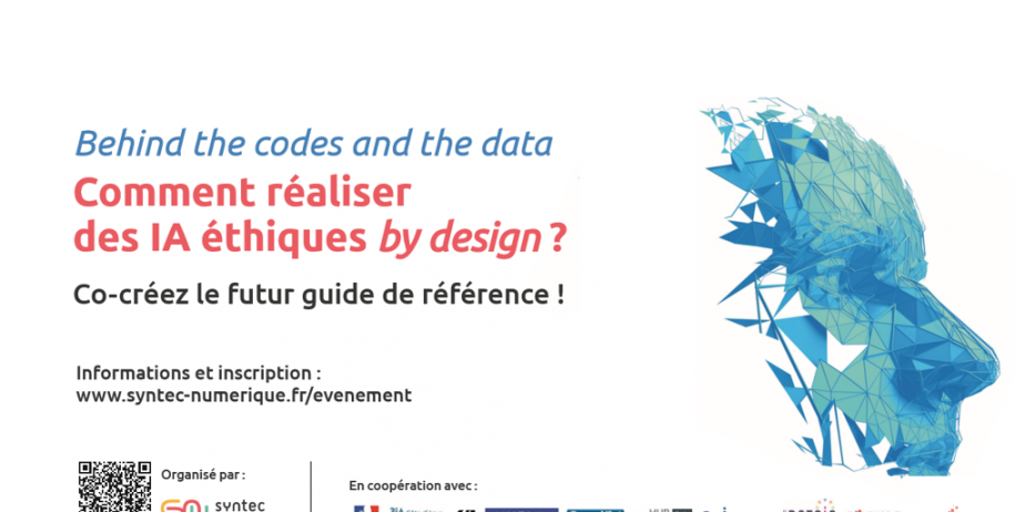 Behind the codes and the data - Comment réaliser une IA éthique by design ? - Session thème 2 : Respect