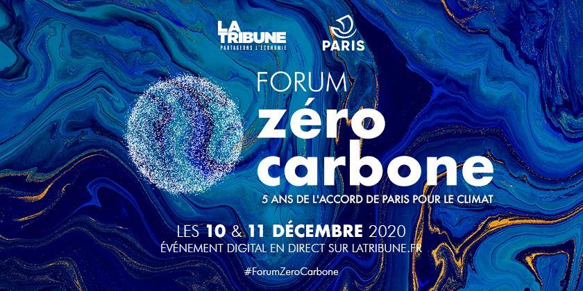 Forum Zéro Carbone Paris