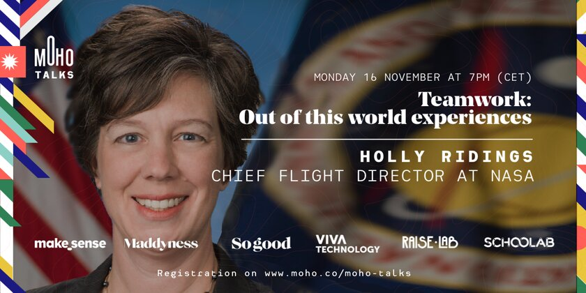 MohoTalk with Holly Ridings - Chief Flight Director at NASA