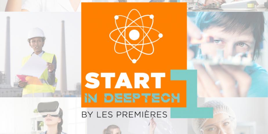Programme Start in DeepTech pour les femmes dans la Recherche ! 100% digital
