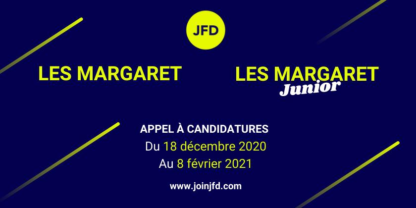 Prix les Margaret & les Margaret Junior 2021