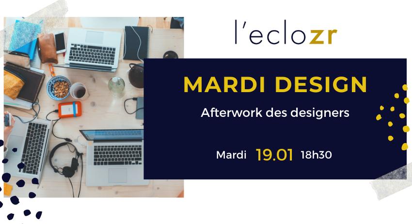 Mardi Design : Afterwork des designers