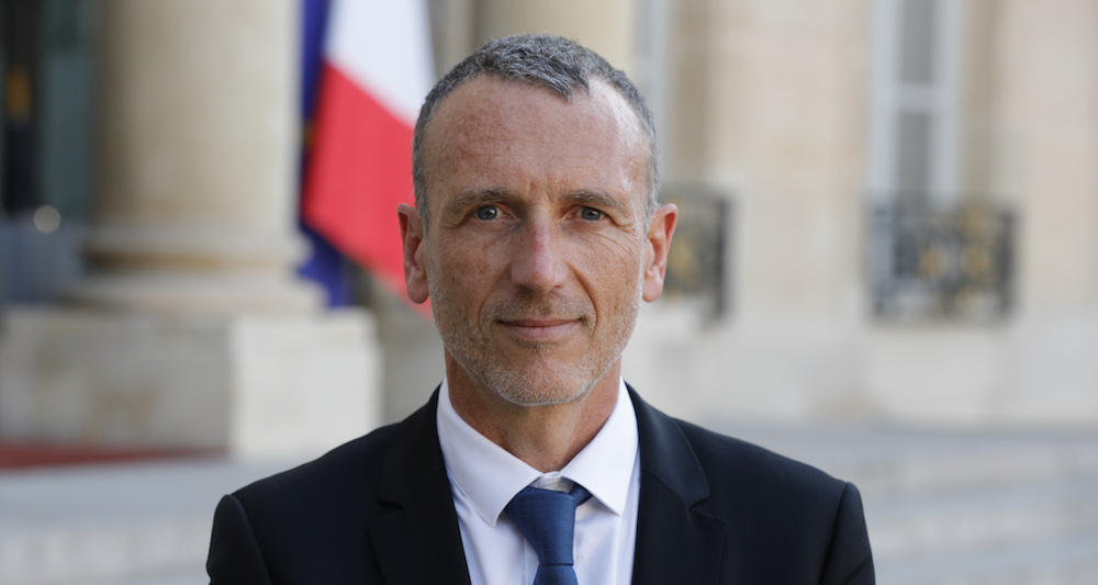 L'ex-PDG de Danone Emmanuel Faber rejoint un fonds d'investissement